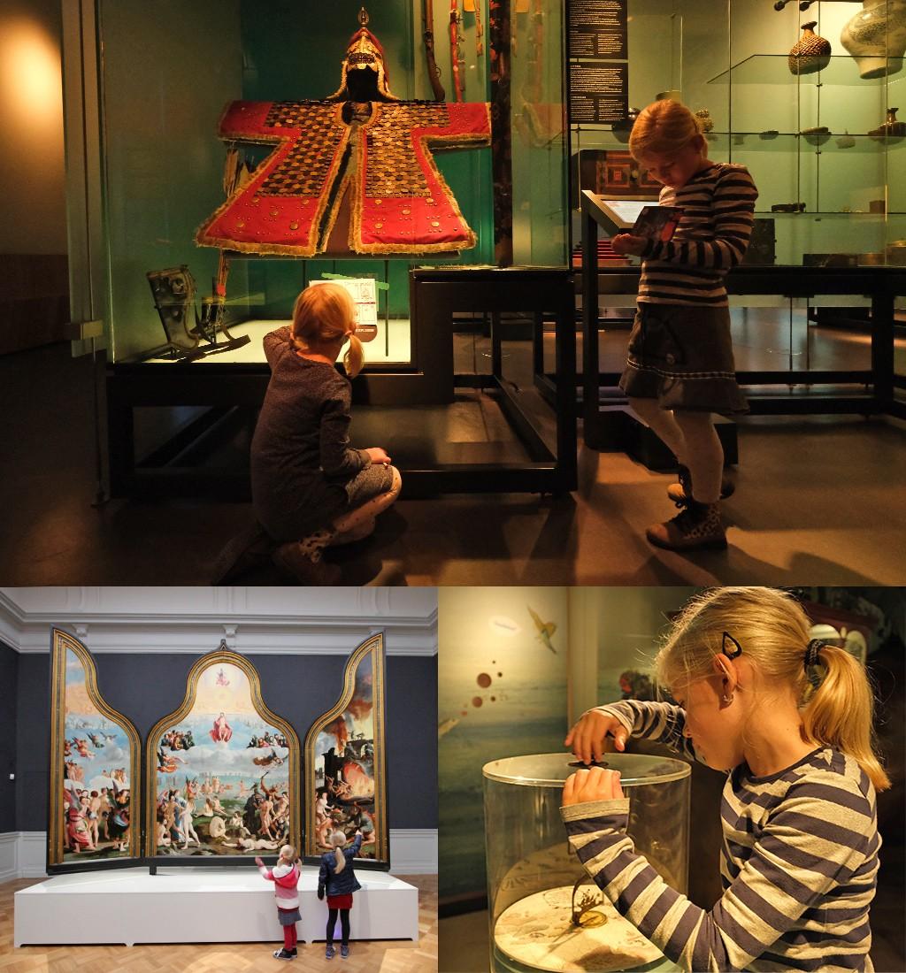 musea voor kinderen in Leiden