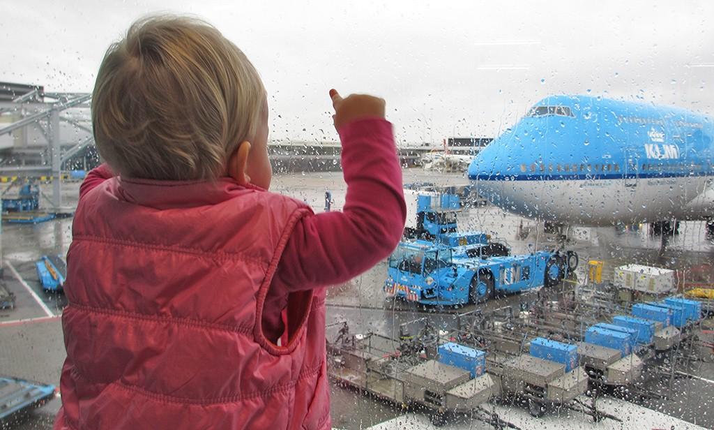 oepsmomenten reis met baby
