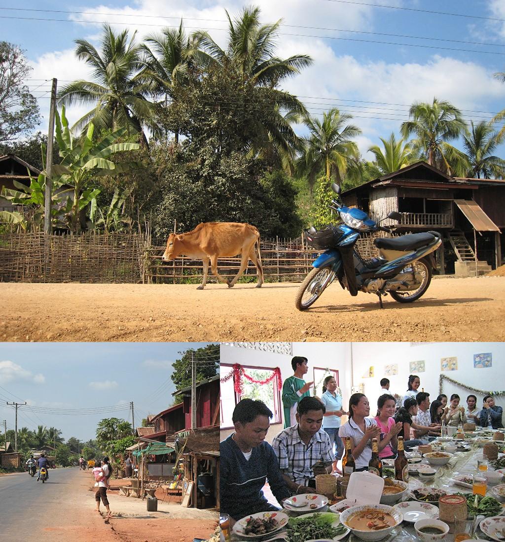 off the beaten track Laos - door langzaam en lokaal te reizen