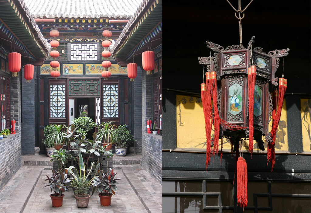 ons sfeervolle guesthouse in Pingyao