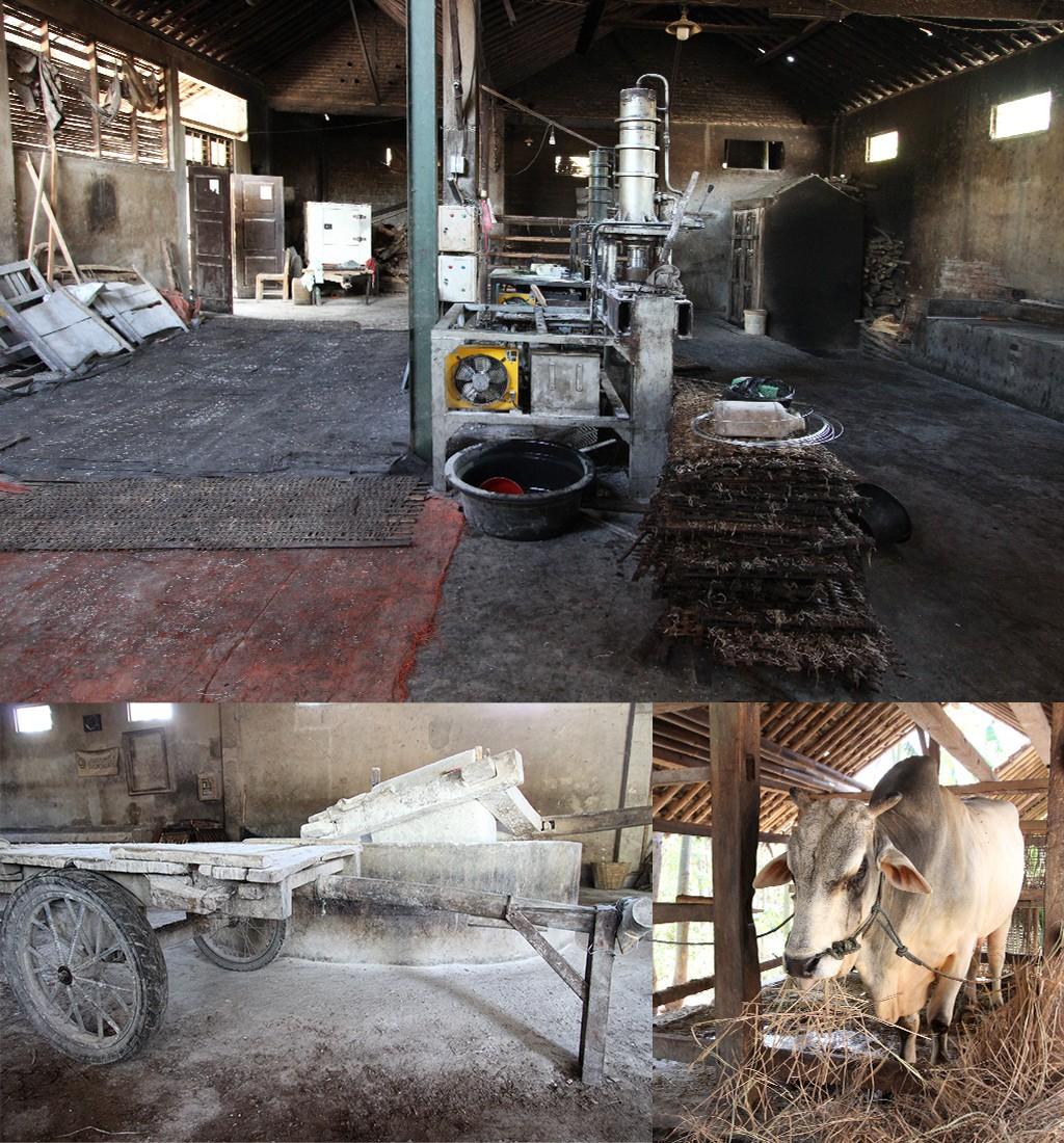 photo stories - gesloten noodle fabriek