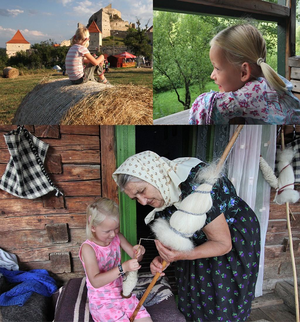 reizen in Roemenië is genieten