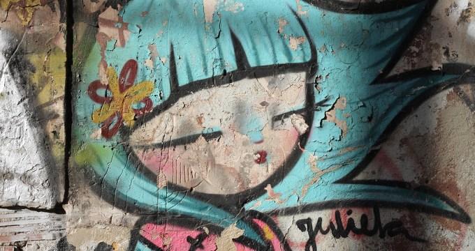 tofste street art in Europa
