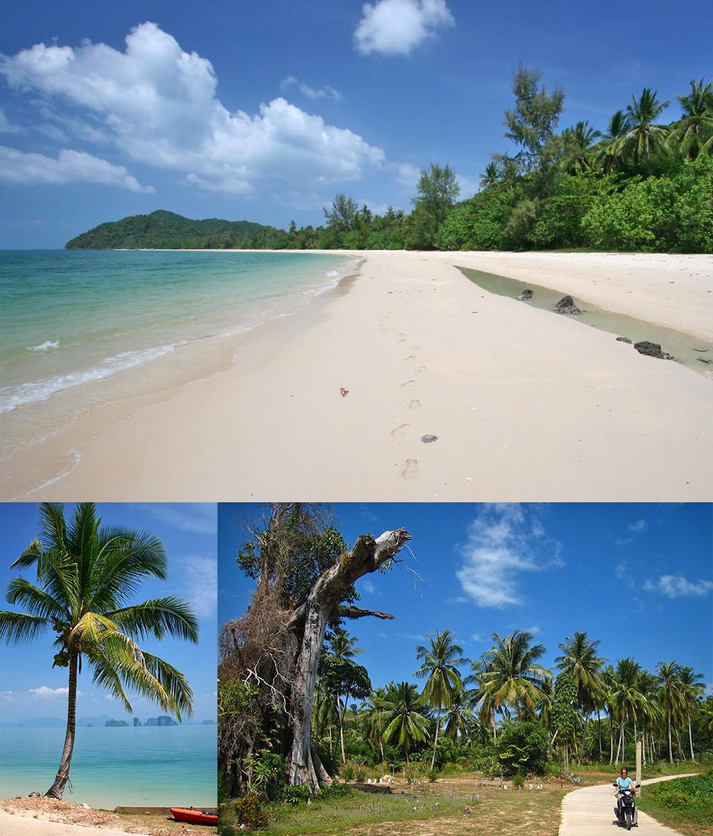 tropische honeymoon Thailand Koh Yao Yai