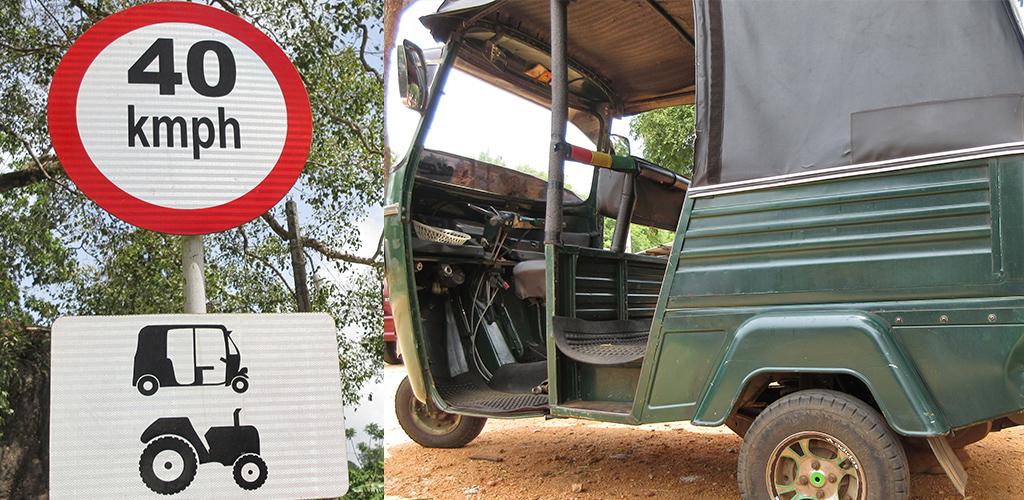 Tuk Tuk Sri Lanka ervaringen