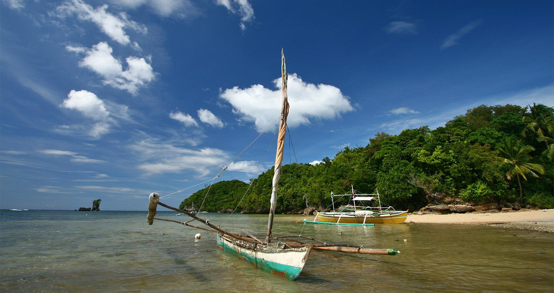 Bohol en Negros Filippijnen