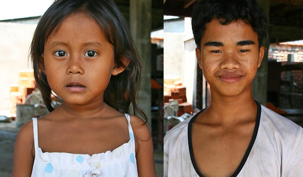 vrijwilligerswerk Cambodja met kinderen