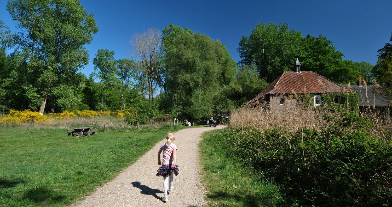 wandelen Leudal Noord-Limburg