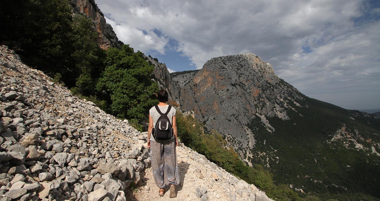 wandelen op Sardinië