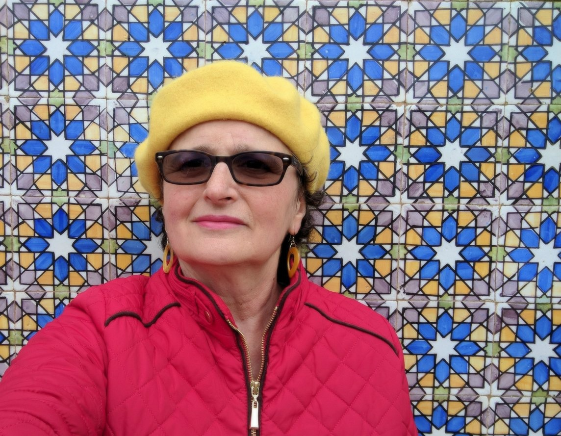 11 Top Reasons to Visit Portugal. Colorful tiles everywhere!