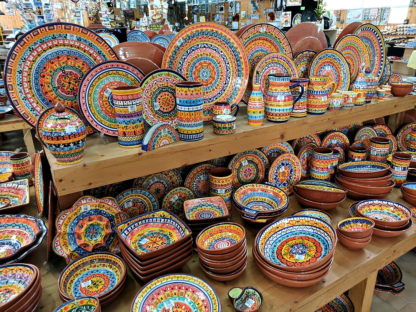 11 Reasons to Visit Portugal. Because of its beauty and price, Portuguese pottery will make you smile.