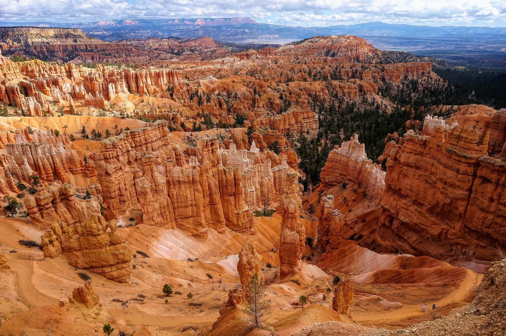 Why Utah is the most amazing state for nature lovers - the one and only Bryce Canyon National Park.