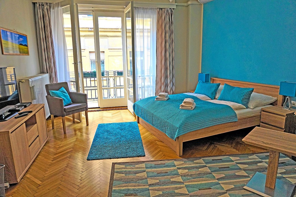 You will find a wide variety of accommodations in Budapest.