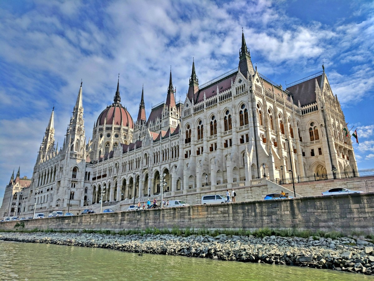 Put the Parliament Building on the top of must-sees in Budapest.
