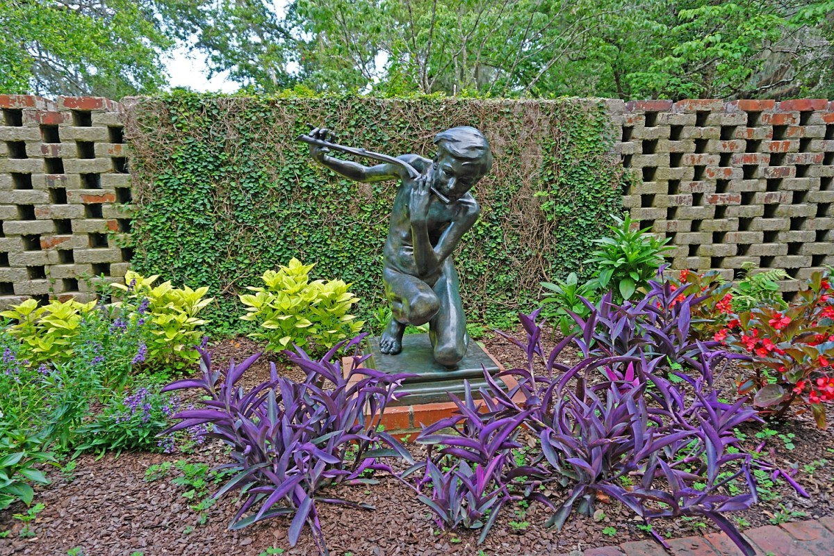 Myrtle Beach, what to do. You can spend days discovering gems of Brookgreen Gardens.