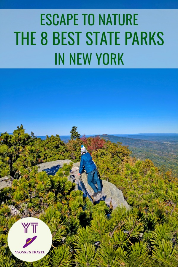 Ready to take a break? Here is a list of the 8 best state parks in New York offering stunning scenery and an abundance of recreational activities.
