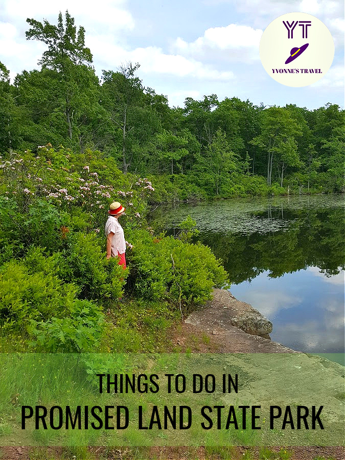 Looking for activities in the Pocono Mountains, PA? You will find a wide variety of things to do in Promised Land State Park - where nature awaits!