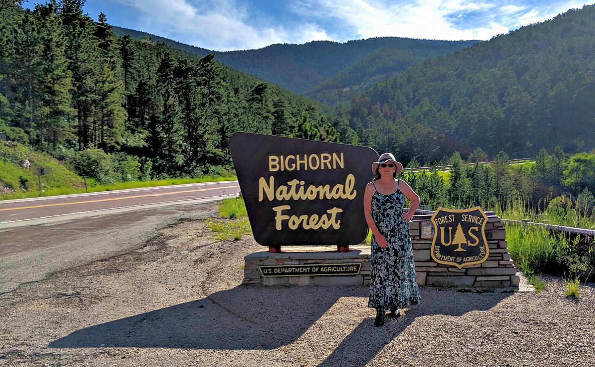 Look for national forests if you want to stay away from others. They are free and almost deserted.