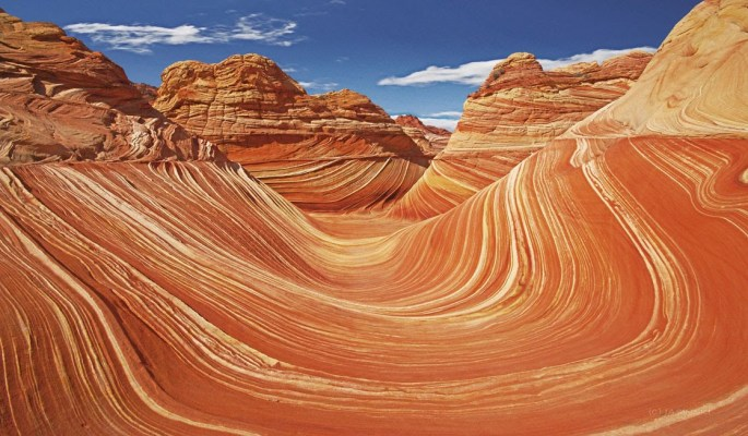The Wave in Arizona.