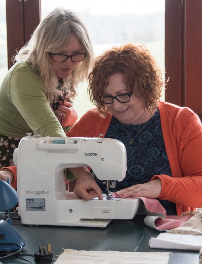 Two Hour Private Sewing lesson Booked