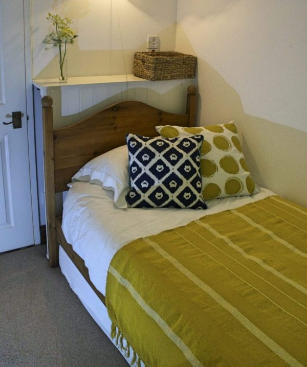 Single bedroom at the Shippon