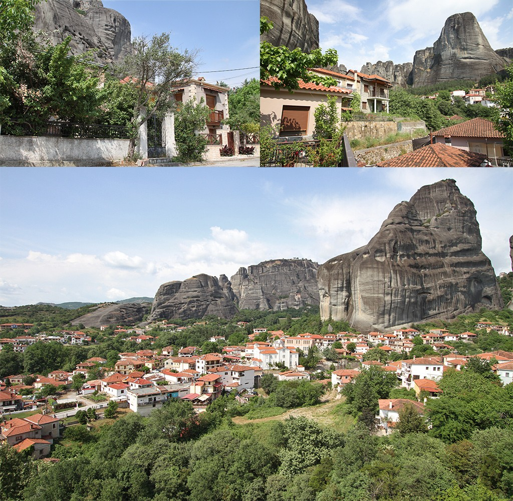 Meteora accommodatie