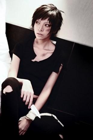 Yui as Orihaya Izaya (Durarara)