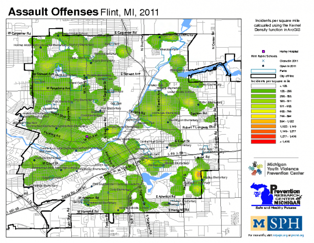 Assault Offenses (2011)