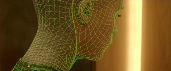 VFX: Making of EX MACHINA Android Ava with Oscar VFX Nominee