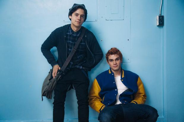 riverdale jughead and archie