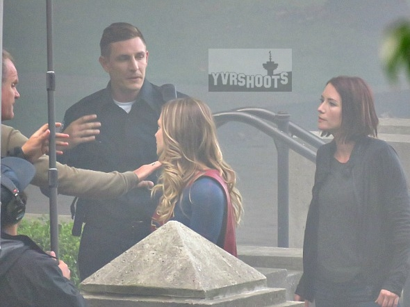 Luther Supergirl Lena
