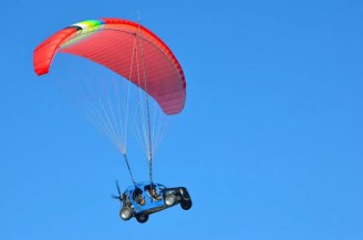 Maverick Flying Car