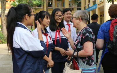 Inspiring English Learning for Secondary School Students
