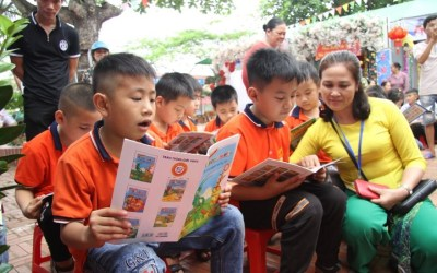 Reading Campaign: Libraries Provide Activities In Addition to Books