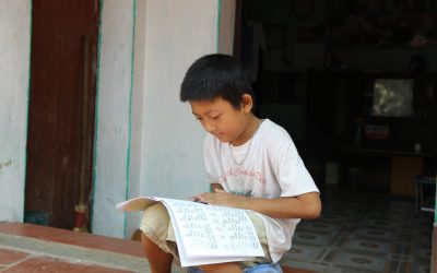 Education Assistance Impact: Your Support Gives Hao Hope