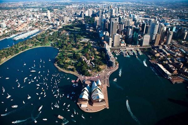 Downtown Sydney | YWAM Sydney, Newtown, Australia | Photo licensed under Creative Commons