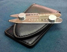 Magnetic Collar stays with a pair of strong magnets and a pouch per set