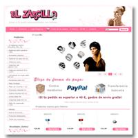 El zarcillo - Tienda online