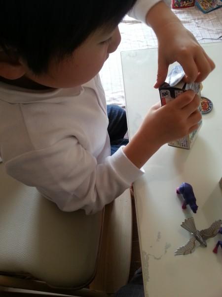 アニマルカイザー玩具