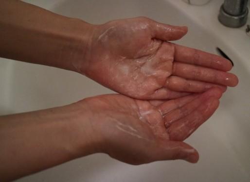 オーガニック石鹸