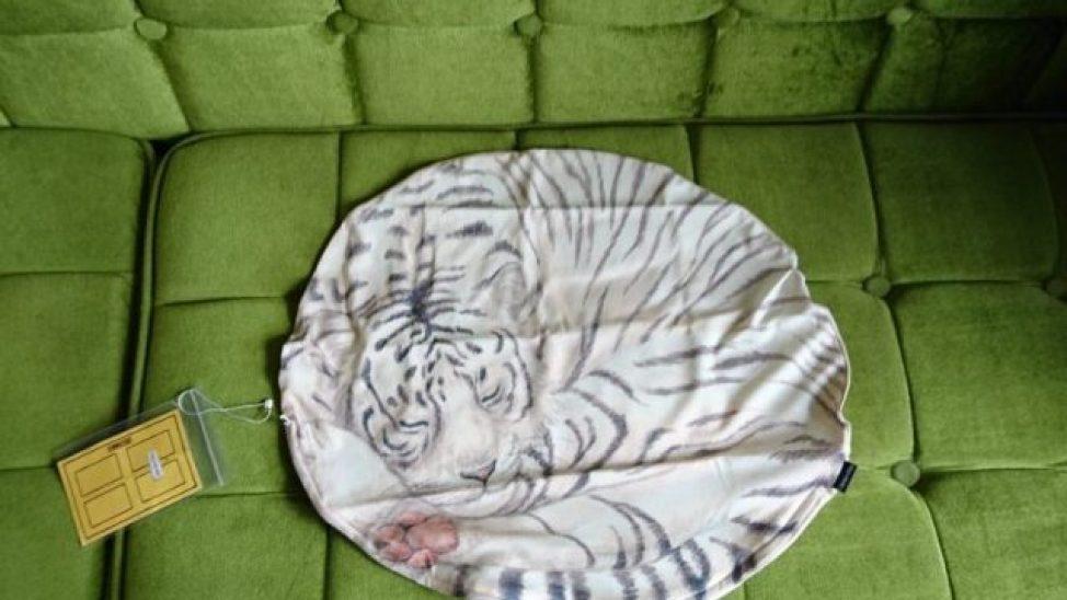 毛布収納袋
