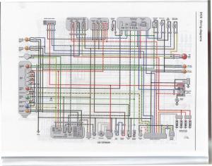 FZR600R wiring diagram