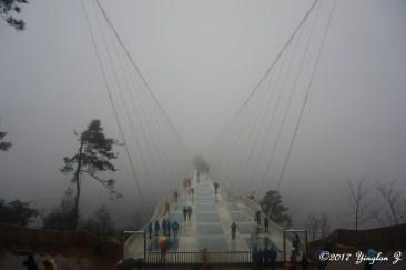Glass bridge 1