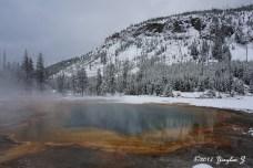 Yellowstone Geyser 1