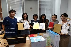 全國專業倫理個案競賽 元智管院學生獲佳績