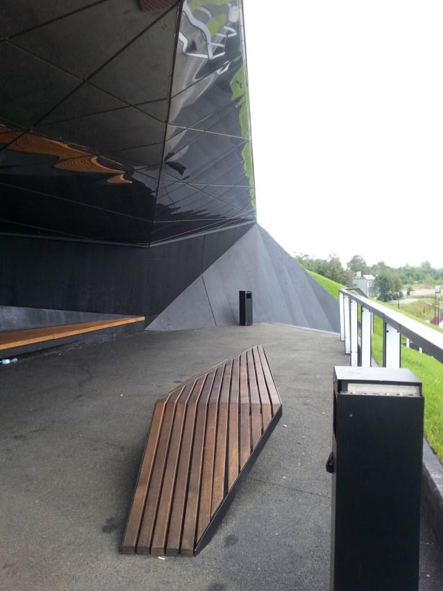 10 MCK Katowice Międzynarodowe Centrum Kongresowe plac Sławika i Antalla 1 Katowice JEMS Architekci Spodek NOSPR nowoczesna architektura geometryczne formy