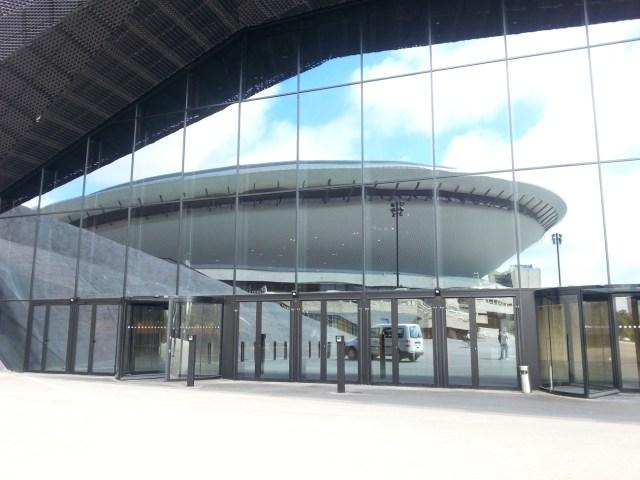 16 MCK Katowice Międzynarodowe Centrum Kongresowe plac Sławika i Antalla 1 Katowice JEMS Architekci Spodek NOSPR nowoczesna architektura geometryczne formy