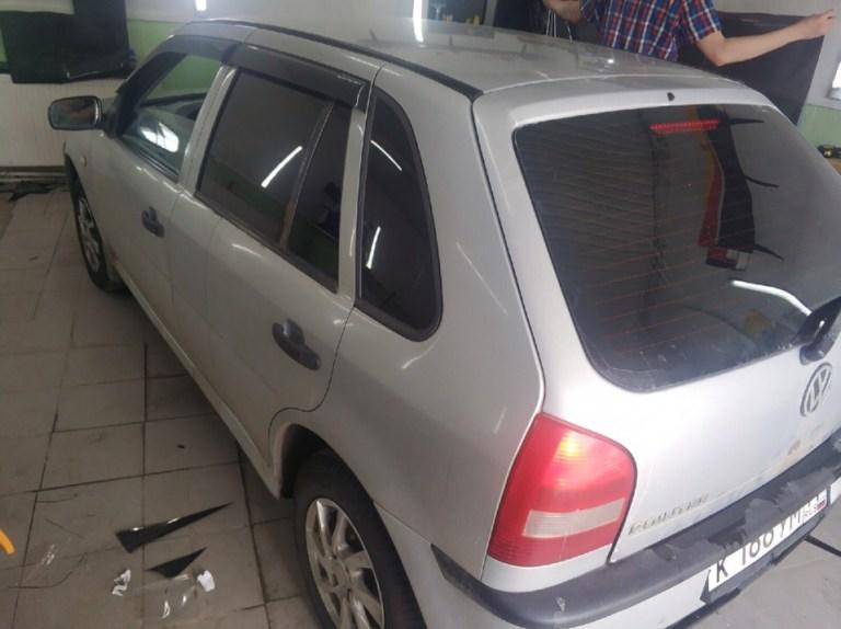 Тонировка Volkswagen Зеленоград