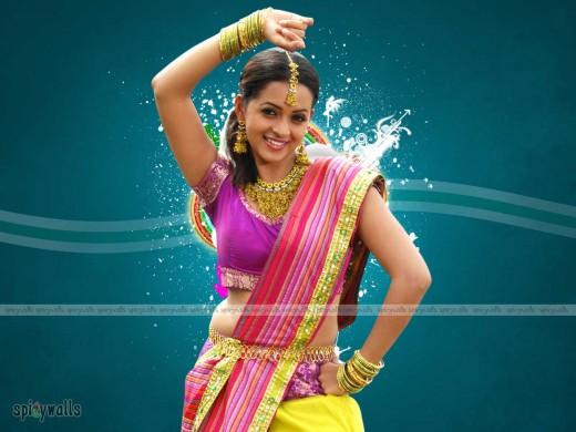 Beautiful Bhavana #1