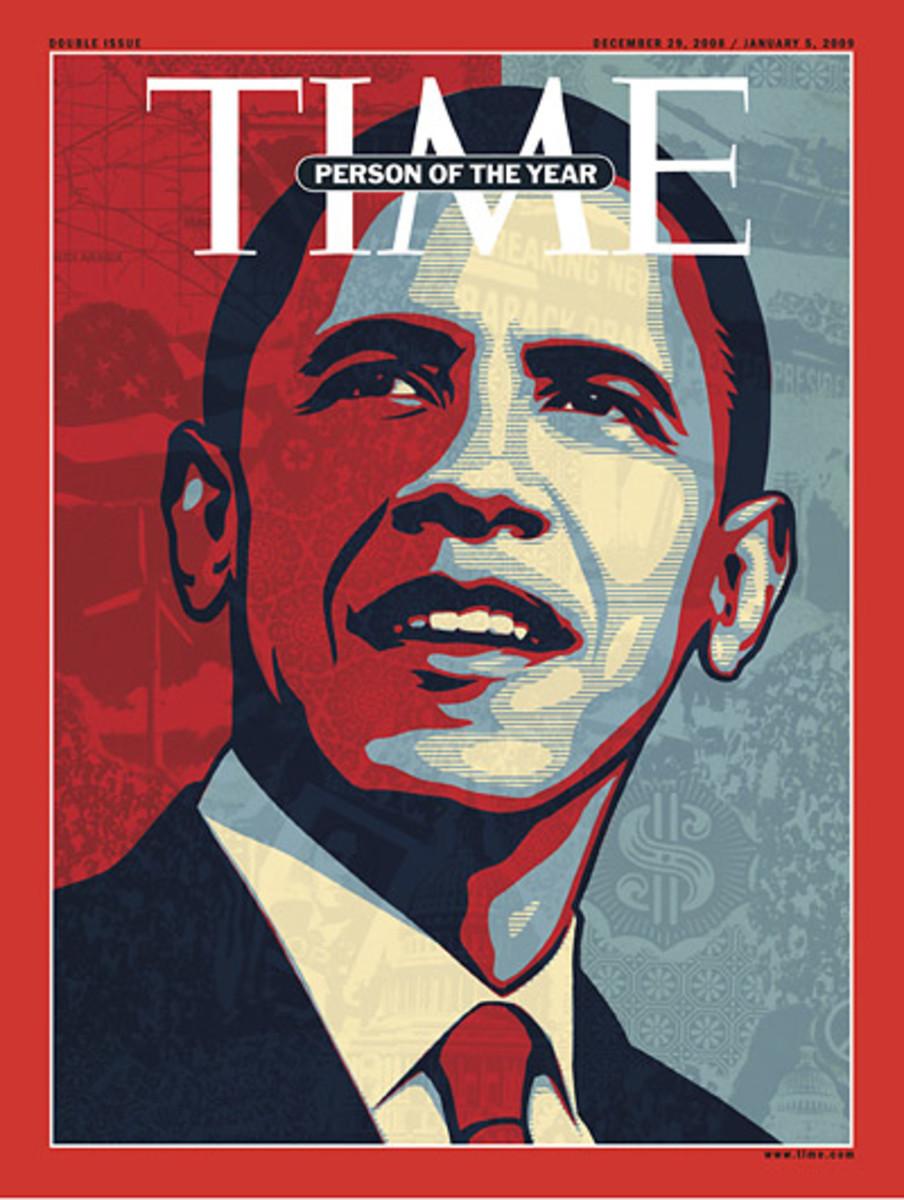 Thiết kế bìa tạp chí Time